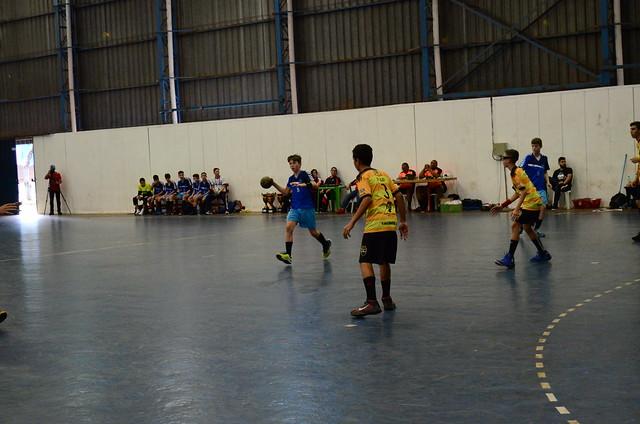 Handebol Masc II 1º São Bernardo do Campo x Taubaté - Val Morais (15)