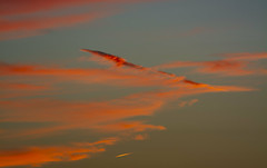 A Cloud in the Sunset (scott3eh) Tags: sunset toronto north york