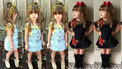 Top Stylish Princess Style Dresses For Kids // Latest Kid's Party Wear Dress Collection 2018-2019 (The Beauty Writer) Tags: top stylish princess style dresses for kids latest party wear dress collection 20182019