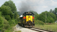 IAIS703-1 (joerussell2) Tags: trains steam locomotive iowa interstate iais