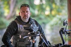 Großraumbiker 292 (Peter Goll thx for +8.000.000 views) Tags: motorbike grosraumbiker harley motorcycle fürth bike 2018 motorrad harleydavidson bayern deutschland de portrait