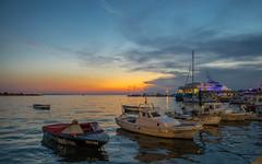 Novalja (03) (Vlado Ferenčić) Tags: nocturnal adriatic adriaticsea vladimirferencic sea seascape vladoferencic islands islandpag pagisland sunset nikond600 tamron247028 hrvatska croatia boats