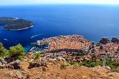 Dubrovnic (MaOrI1563) Tags: dubrovnic dubrovnik ragusa croazia croatia tetti sea adriatico maradriatico adriaticsea mediterraneo dalmazia