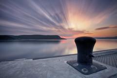Entre deux saisons (gaudreaultnormand) Tags: baie baiedeshaha été fjord leverdujour longueexposition lumière port quaicroisière québec rivière saguenay saintlaurent eau ciel montagne