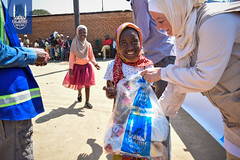 Eid gifts being distributed in Malawi for Eid al-Adha