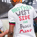 Anti-Violence Protesters Attempt to March on the I-90 Expressway Park Ridge Illinois 9-3-18 3552