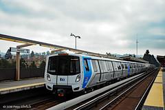 BART--3006 at Hayward IB (milantram) Tags: electricrailtransport bart subways