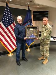 NCOS Retire (New York National Guard) Tags: retirement mastersgtjohnbatza sgt1stclassmichaeljudge personnel watervlietarsenal