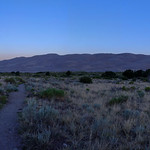Early Morning Light on Great Sand Dunes NP thumbnail