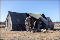 Camp militaire (didier_chantal49) Tags: armée camps militaire soldat tente cholet maineetloire france fr