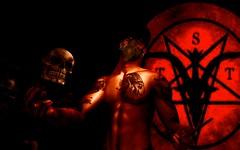 No672 (ashraf rathmullah) Tags: devil juna tattoo 666 skull satanic magic ashraf