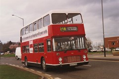 Midland Red South (peagreenbus) Tags: hud479s bristolvr ecw midlandredsouth