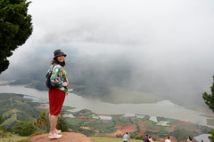 _DSC6562 (Quyr) Tags: dalat vietnam green smoke frog cloud tree forest langbiang lamdong portrait thunglungvang duonghamdatset