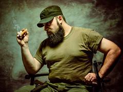 Young Fidel (acahaya) Tags: cuba fidelcastro revolution cohiba cigar nostalgia