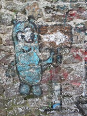 Les Oides (emilyD98) Tags: street art saint nazaire insolite mur wall graff graffiti tag urban exploration explore rue les oides blockhaus bunker
