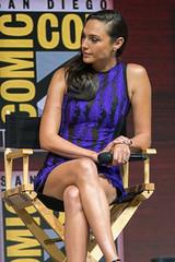 Gal Gadot (TheGeekLens) Tags: sdcc sandiegocomiccon 2018 sandiego comiccon celebrity event hallh wb warnerbros warnerbrothers wonderwoman wonderwoman1984 galgadot
