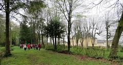 Le château du Boschet à Bourg-des-Comptes (35)