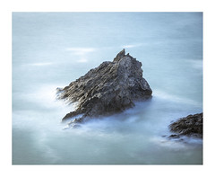 sea study #1 (ciollileach) Tags: landscapephotography geology rocks coastalphotography cornwall colour stone grey naturalpalette tidal sea ocean nature texture oceancapture