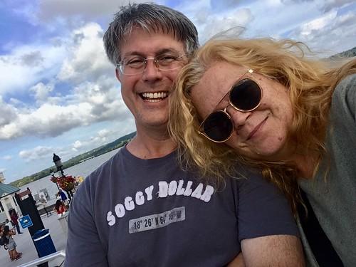 Wayne and Lisa