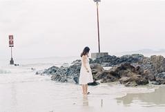 Fuji C200 (photos.of.candii) Tags: summer summervibes coto island beach friends
