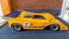 McLaren (Green 14 Pictures) Tags: louwman museum louwmanmuseum thehague denhaag netherlands thenetherlands holland zuidholland southholland car carporn cargeek classic auto autosport motorsport display
