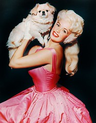 Jayne Mansfield (poedie1984) Tags: jayne mansfield vera palmer blonde old hollywood bombshell vintage babe pin up actress beautiful model beauty hot girl woman classic sex symbol movie movies star glamour girls icon sexy cute body bomb 50s 60s famous film kino celebrities pink rose filmstar filmster diva superstar amazing wonderful photo picture american love goddess mannequin black white mooi tribute blond sweater cine cinema screen gorgeous legendary iconic color colors dog
