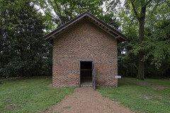 Outbuilding Smokehouse (rschnaible (On Holiday)) Tags: travellers rest plantation nashville tn tennessee the south building architecture historical history circa 1799 smokehouse outbuilding work production farm farming