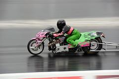 Kawasaki_2608 (Fast an' Bulbous) Tags: bike biker moto motorcycle motorsport fast speed power acceleration drag strip race track santa pod nikon racebike