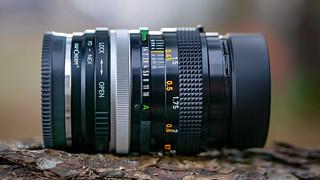 Vintage manual Canon FD 50mm ƒ/1.4 S.S.C.
