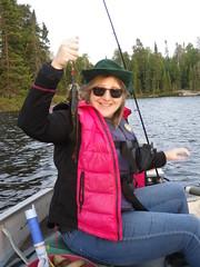 2018-09-09 Last Fishing Trip 9 (s.kosoris) Tags: skosoris pentaxoptiowg1 wg1 pentax huronian camp camping fishing fish me pickerel walleye
