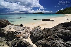 Time Lingers (engrjpleo) Tags: tiambanbeach romblon mimaropa philippines beach rock cloud landscape sea seascape seaside shore coast water waterscape outdoor sand ocean sky