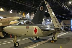 WV856 Hawker Sea Hawk FGA6 Royal Navy Yeovilton Fleet Air Arm Museum 29th April 2018 (michael_hibbins) Tags: wv856 hawker sea fga6 royal navy yeovilton fleet air arm museum 29th april 2018 hawk