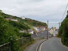 Llangrannog (Dubris) Tags: wales cymru ceredigion llangrannog seaside coast village