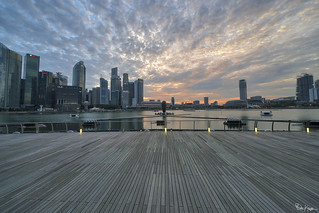 Marina Bay Deck