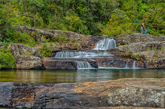 Pequenas quedas (mcvmjr1971) Tags: vermelho baependi nikon d7000 minas gerais parque estadual serra papagaio brasil viagem rural 2018 cachoeira juju travel waterfall mmoraes