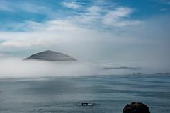 Hill in the mist (tony p photos) Tags: tony p photos d500 nevada nikon reno coastvacation pacificcoast coast ocean outdoors tonypphotos oregon unitedstates us portorford
