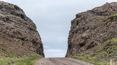heavens gate (Stefan Giese) Tags: nikon d750 island iceland fels rock gate durchfahrt strasse weg road