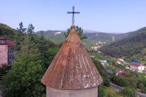 Tsaghkadzor, Kecharis Monastery, 2018.07.28 (15)