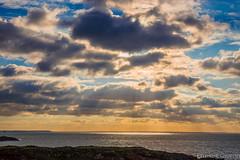 Lueurs du soir sur l'Iroise (Erminig Gwenn) Tags: plougonvelin bretagne france fr 1882 cloud nuage bzh 29 finistère canon lightroo lightroom