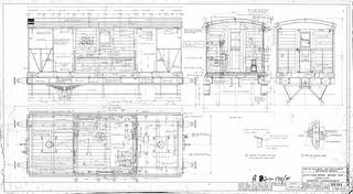66194 Steel Underframe CHG General Arrangement