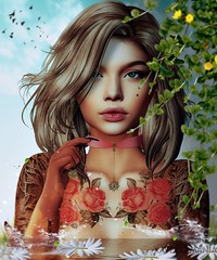 POST ★☆ 1K327 ★☆ (♕ Xaveco Mania - Jhess Yoshida ♕) Tags: catwa maitreya pumec codex carolgtattoo euphoric cosmopolitan cosmo event secondlifephotography secondlifeblog secondlife girl profile nomatch