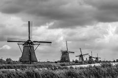 DSC_8663 (christianbraun1) Tags: holland niederlande rotterdam netherlands windmühle windmill wasser gracht fluss schiff alt historisch europa