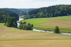 Aura River Valley (satu.karlin) Tags: historical landscape cultural valley river maisema finland suomi lieto kulttuurimaisema historiallinen aurajokilaakso aurajoki
