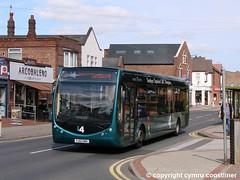 #i4thought (Cymru Coastliner) Tags: trentbarton optaretemposr 323 yj12gwa bus stapleford nottingham i4 wellglade