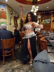 20180823_201614 (David Denny2008) Tags: dublin 2018 damascusgate restaurant belly dancer busty brunette milf bikini breasts