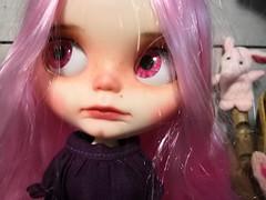 Salomé (ninim.oo.n) Tags: blythedoll factory custom ooak pinkhair azone pureneemo