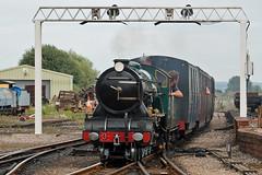 Romney, Hythe & Dymchurch Railway No. 3  - New Romney (Neil Pulling) Tags: romneyhythedymchurchrailway rhdr kent newromney narrowgauge train steamrailway steamengine locomotive