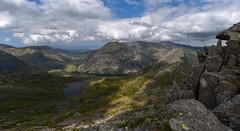 Just a perfect day (trojanhorse1956) Tags: tryfan snowdonia wales nikon ridge bristly ogwen llyn valley