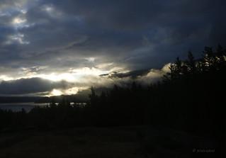 6:52 a.m., Columbia Gorge