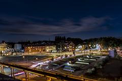 no sleep (st.bolle) Tags: bochum nacht westpark night cars city landscape steel stone urban urbex